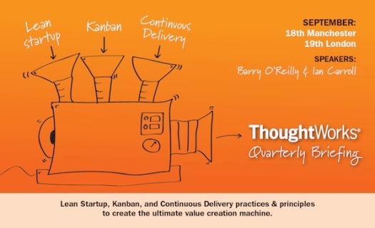 Lean Startup Kanban Continuous Delivery