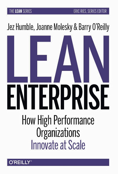 Lean Enterprise on Amazon